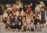 1977 1978 ce2 cm1 cm2 mlle vallee