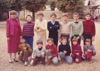 1981 1982 classe de perf