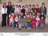 2004 2005 ps ms mme vivier