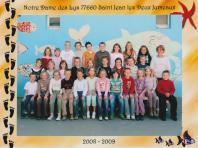2008 2009 ce2 mme peyrou