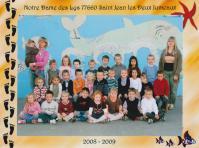 2008 2009 pps gs mme vivier